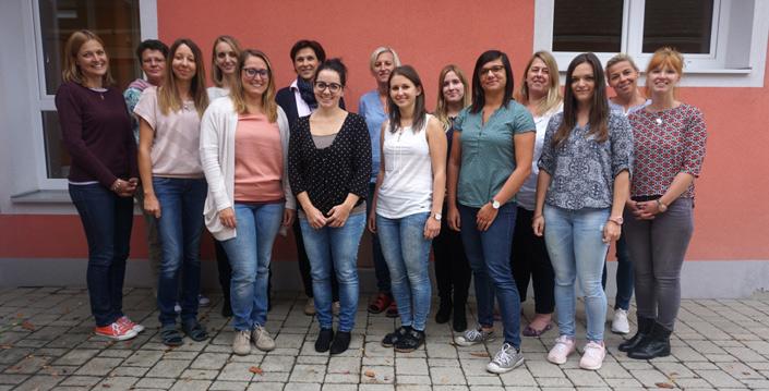 Gesamtpersonal Heilpädagogischer Kindergarten